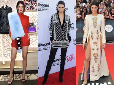 27 times Kendall Jenner's fashion-game was on point