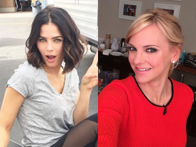 Please enjoy Jenna Dewan Tatum teaching Anna Faris how to sexy dance