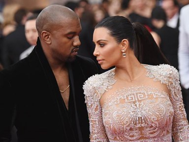 Kim Kardashian and Kanye West recreate Carpool Karaoke in the most Kimye way possible