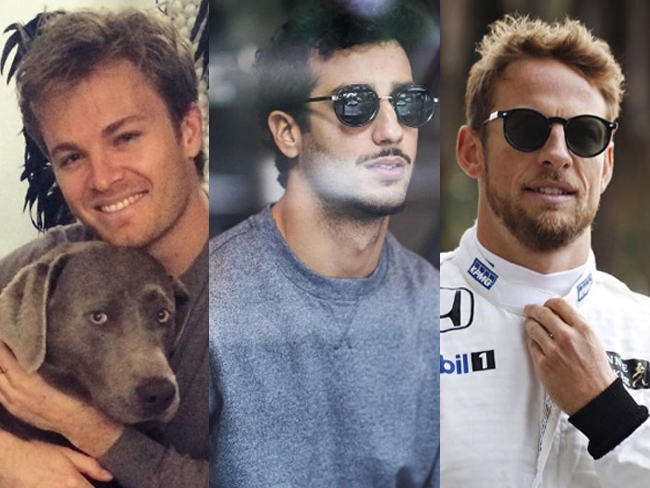 11 smoking hot Formula One drivers who will make you want to take up racing