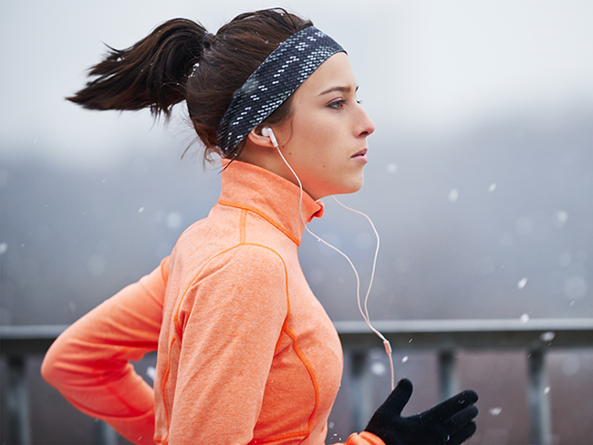 12 fitness experts on how to stay motivated when it gets cold