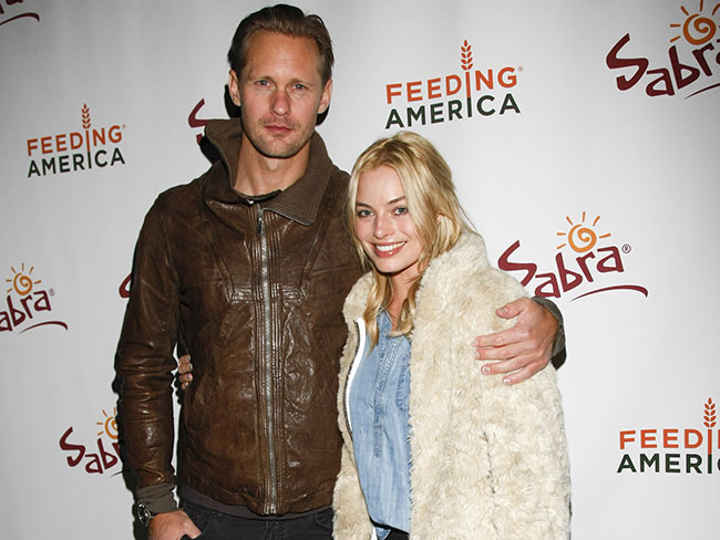 Margot Robbie gave Alexander Skarsgård a sex injury and lolololol