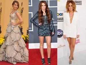 25 vintage Miley Cyrus looks we are still lusting over today