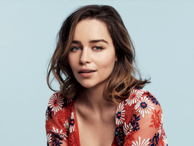Emilia Clarke wants the EXACT SAME Game of Thrones ending as us, is still a total boss bitch