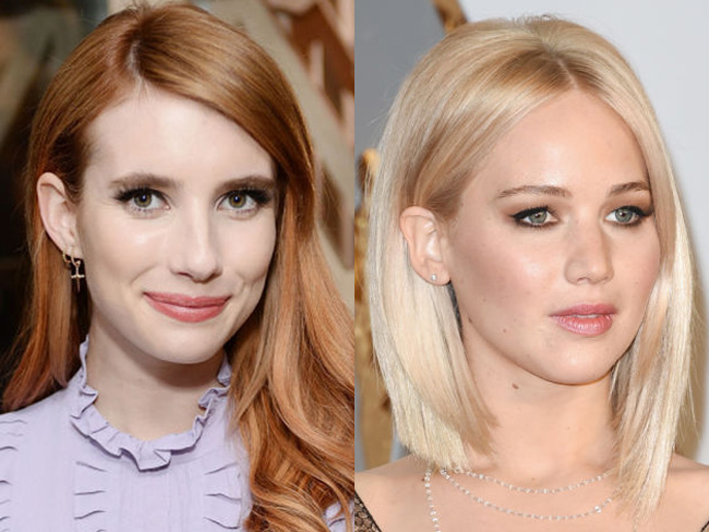 Study up: the cool-girl hair colour trends of winter 2016
