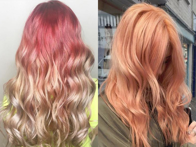 12 gorgeous photos of rose gold hair that will make you want to dye your hair right this second