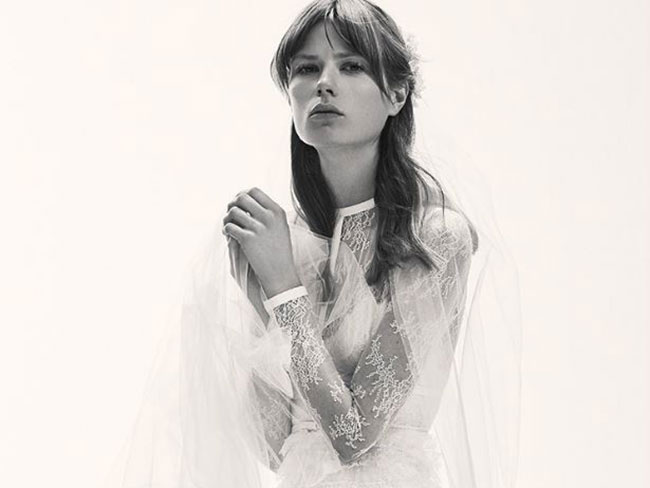 Elie Saab has launched a bridal collection and it's so dreamy we die