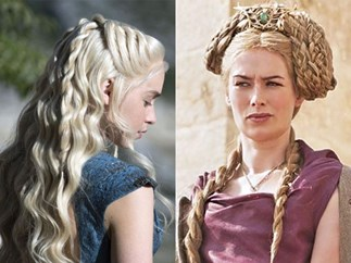 ALL of the Game of Thrones braid inspo you'll ever need