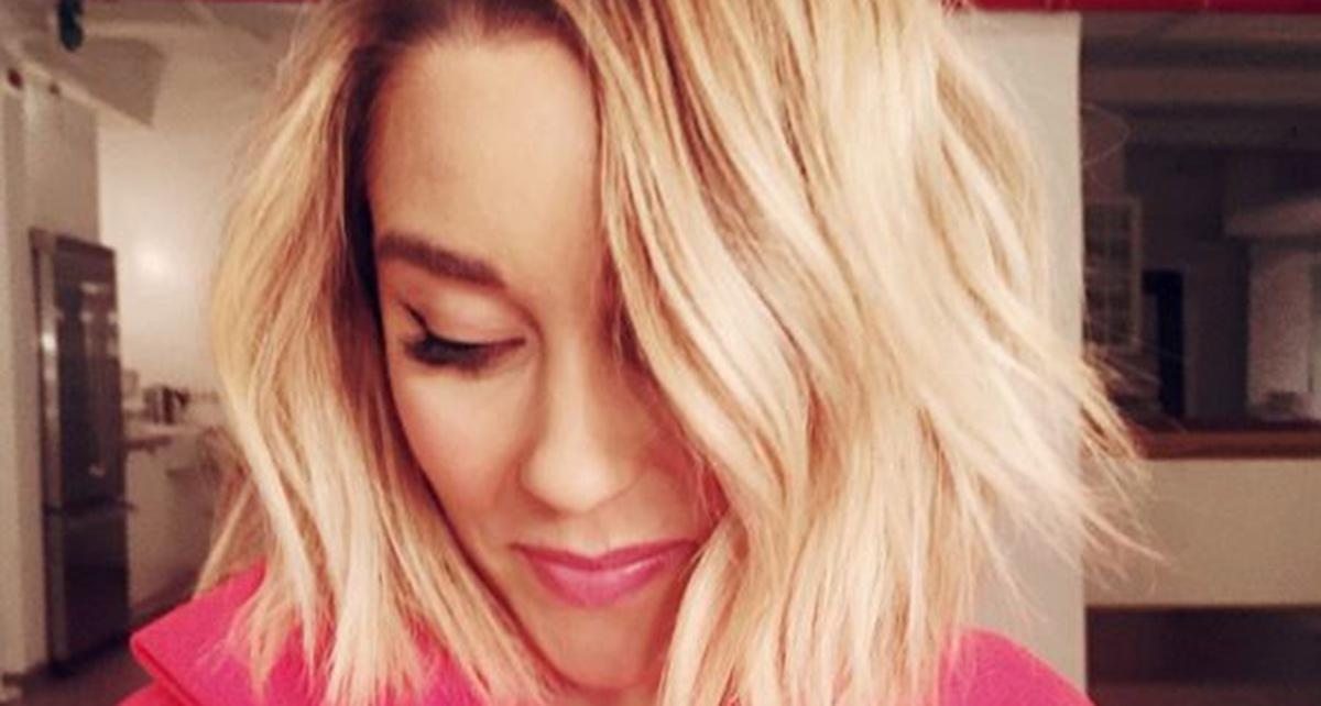 video how to create lauren conrads wavy hair cosmopolitan
