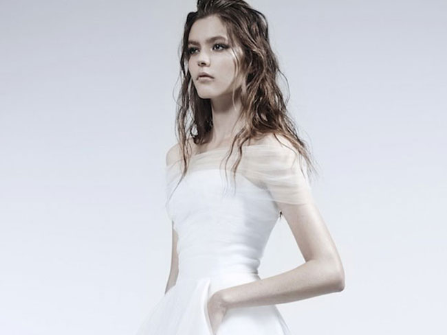 Maticevksi has released its first ready-to-wear bridal collection