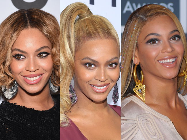 16 times Beyoncé had really, really good hair