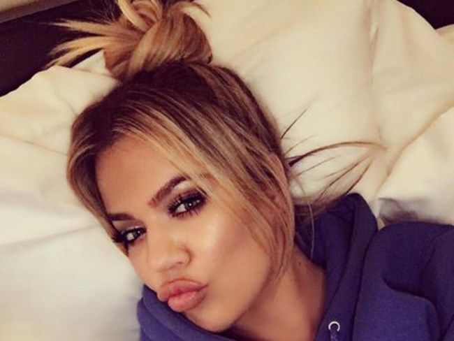 Khloé Kardashian keeps her breakfast simple the morning after a hookup