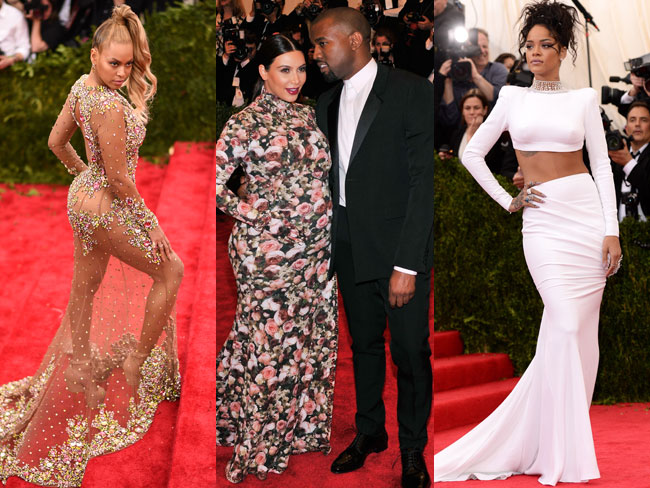 55 of the most memorable red carpet moments from the MET Gala