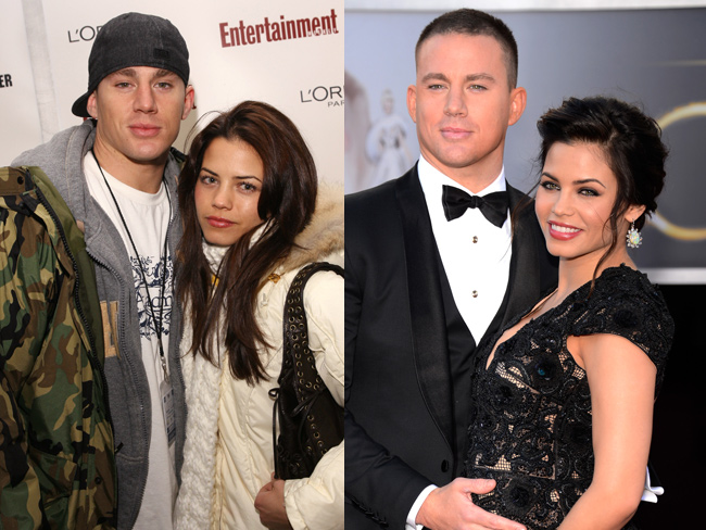 Channing Tatum and Jenna Dewan Tatum: a 10 year long love story