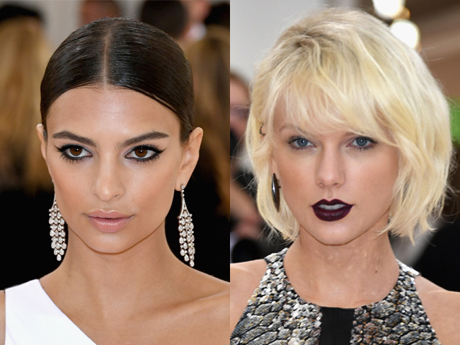 The best beauty looks from the Meta Gala 2016
