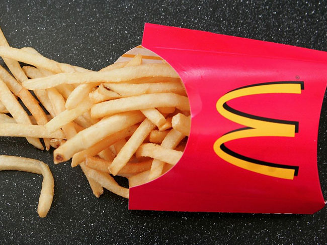 A McDonald's manager reveals the one thing NEVER to order