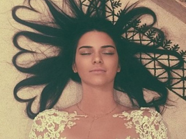 This picture of Kendall Jenner is no longer the most-liked picture on Instagram