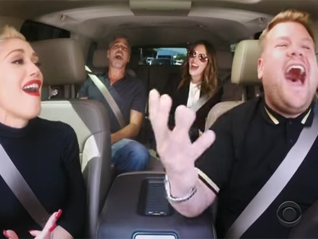 George Clooney and Julia Roberts make this the best Carpool Karaoke of all time