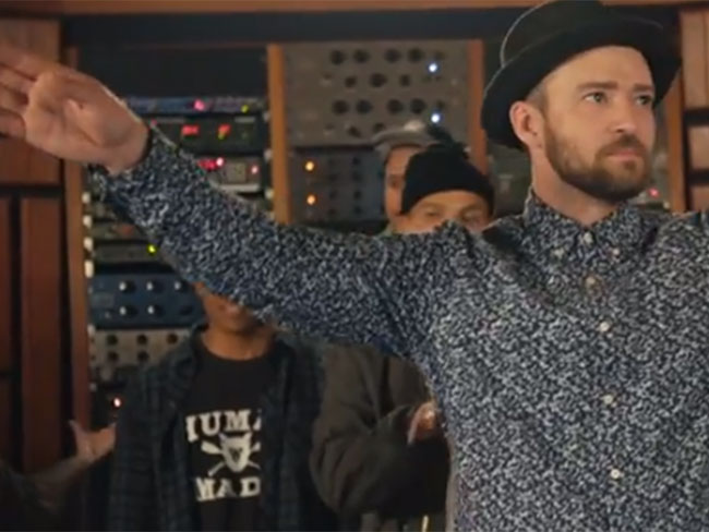 Justin Timberlake just dropped his new video for 'Can't Stop The Feeling' starring everyone and their dog