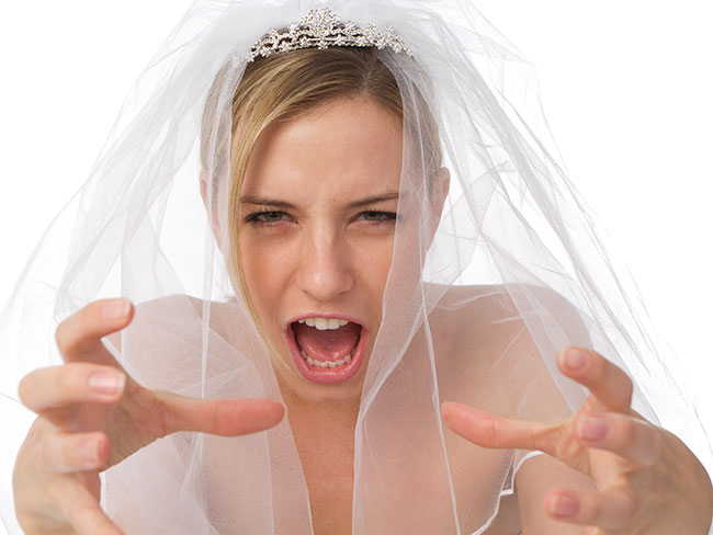 Is this the most ungrateful newlywed story ever?