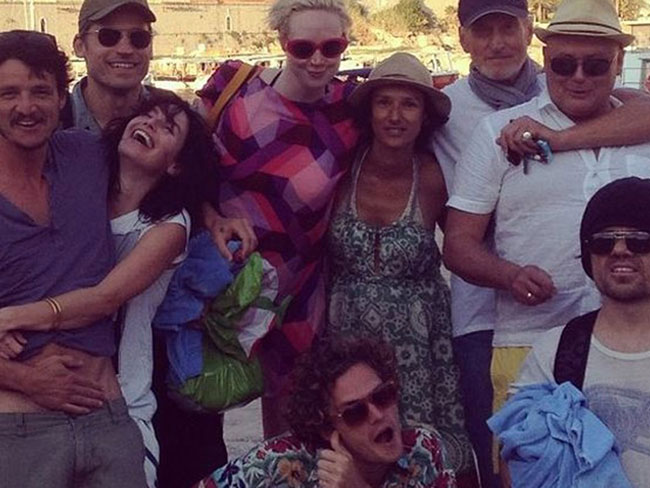 16 times the Game of Thrones cast were #SquadGoals IRL