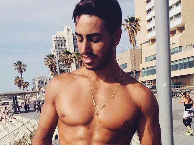 The Hot Dudes and Hummus Instagram is all you need in your life
