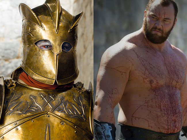 The Mountain from Game of Thrones has the cutest little puppy EVER and we're so conflicted right now