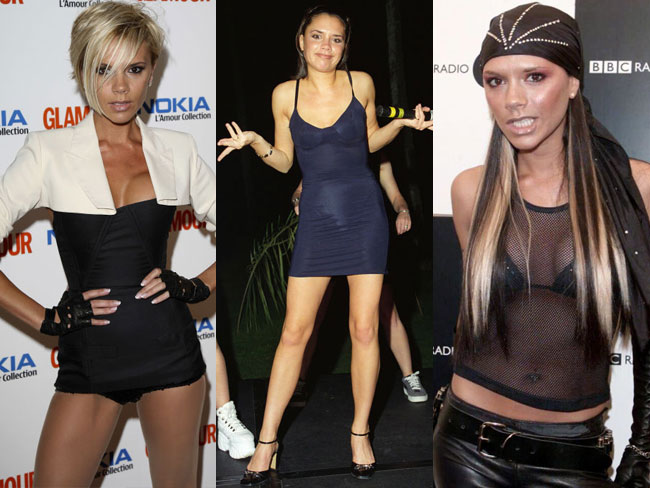 32 outfits you definitely forgot Victoria Beckham wore