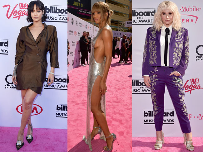 The 2016 Billboard Music Awards: All of the red carpet looks