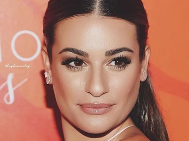 Lea Michele's Glee throwback will hit you in feels