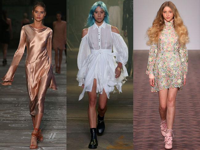 The biggest trends seen at Mercedes Benz Fashion Week Australia