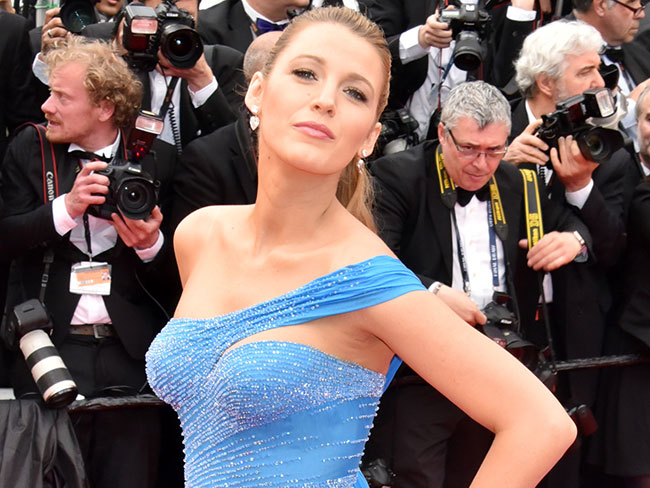 Blake Lively's best maternity style moments