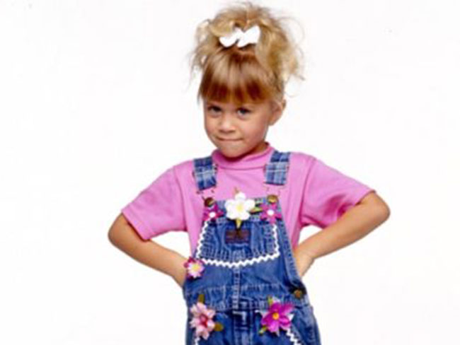 "27 of Michelle Tanner's fiercest ""Full House"" looks"