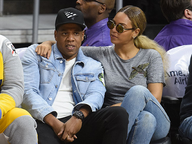 Beyonce and Jay-Z might be about to drop a joint album