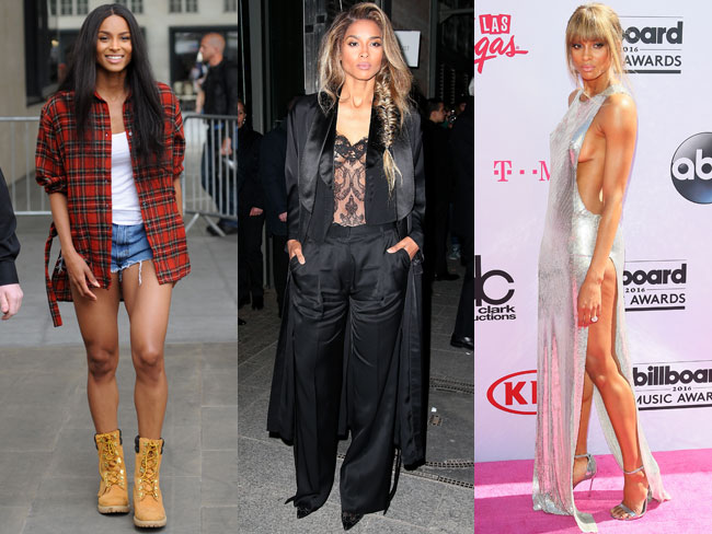 21 fashion moments that prove Ciara is actually a goddess