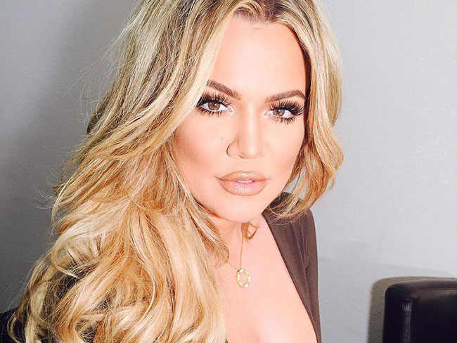 Khloe Kardashian has revealed a foundation hack that will change your life