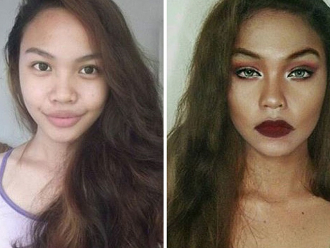 These celeb transformations by this teenage girl are the best you've ever seen