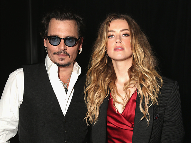 UPDATED: Sad news: Amber Heard has reportedly filed for divorce from Johnny Depp