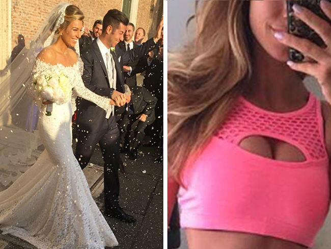 Why everyone's losing their sh*t over this fitness star's pre-wedding selfie