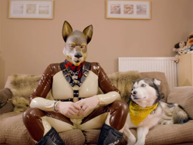 Holy hell, the Secret Life of Human Pups will be sure to give you nightmares