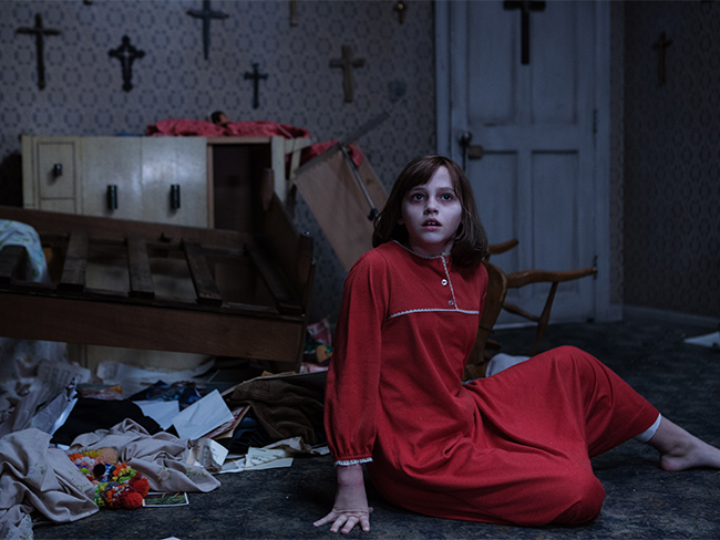 Listen to this recording of the demon that inspired The Conjuring 2 and never sleep again