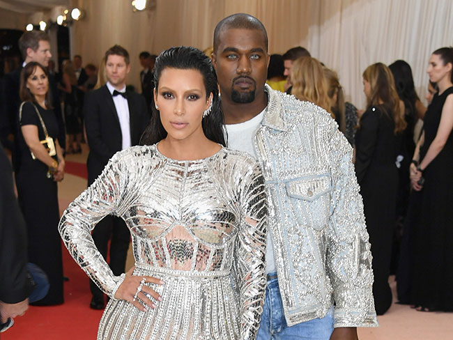 Kim Kardashian and Kanye West are apparently threatening to sue their former bodyguard
