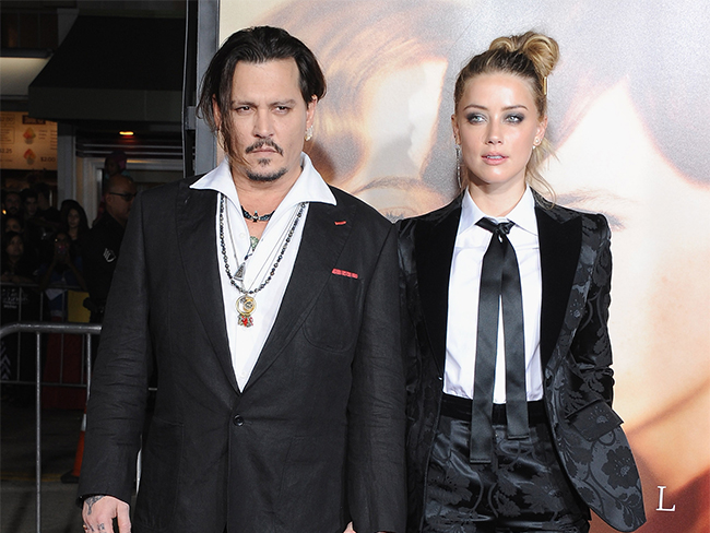 Amber Heard files domestic abuse allegations against Johnny Depp
