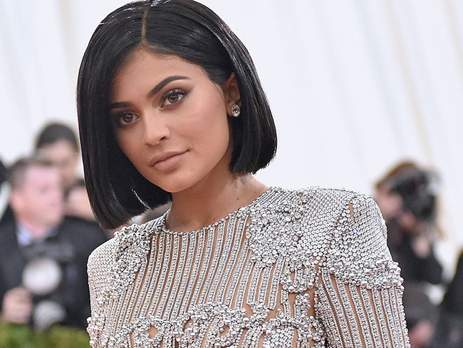 So apparently Kylie Jenner's new man has loved her long time