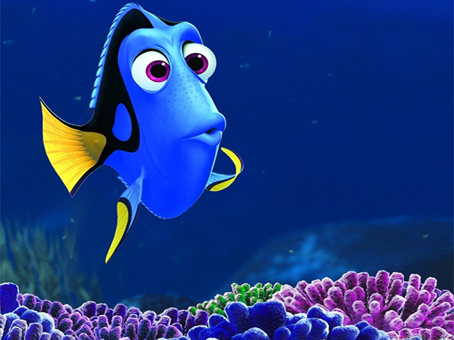 Finding Dory may be the first Pixar movie to feature a lesbian couple