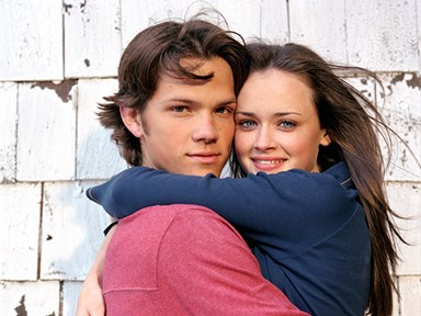 Wait, did Jared Padalecki just reveal that Rory doesn't end up with Dean in the Gilmore Girls reboot?