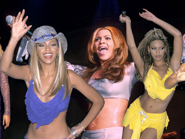 19 retro Beyoncé outfits we totally miss