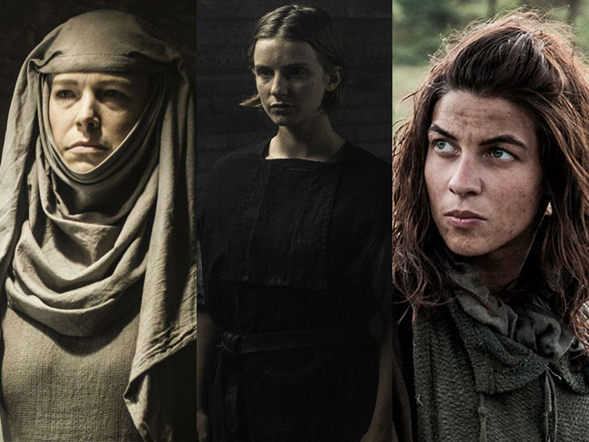 The Game of Thrones characters you would barely recognise IRL