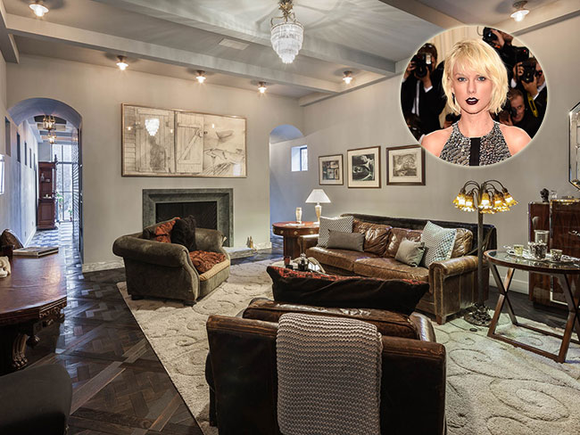 See inside Taylor Swift's new $55,000-a-month New York dream home