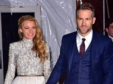 Blake lively just said the CUTEST thing about Ryan Reynolds